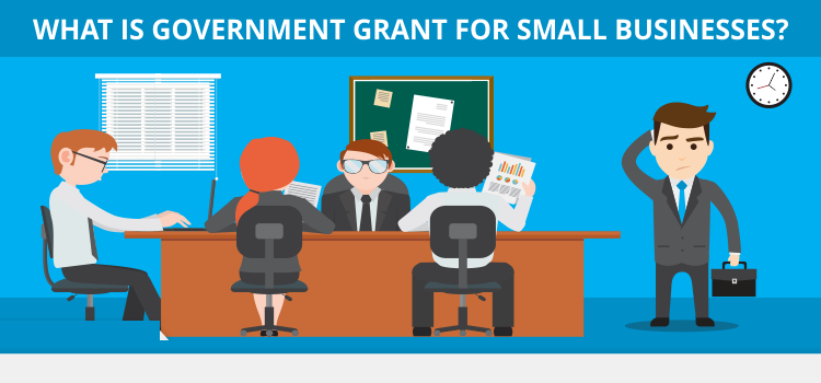 If you want to get the grant without going back and forth ...