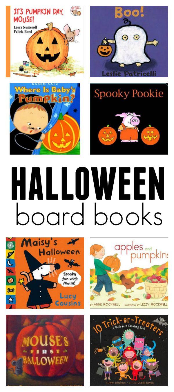 Fantástico Libros Preescolares De Halloween Ornamento - Dibujos Para ...