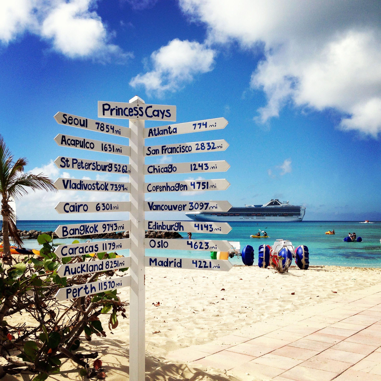 Princess Cays, Bahamas (Eleuthera)