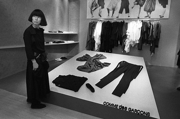 Ever since she founded Comme des Garçons in 1973 — a few years after she began using the label unofficially — Rei Kawakubo has been pushing fashion forward. The Japanese designer, who...
