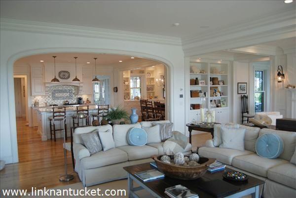 Nantucket style the cottage mix beach pinterest for Stile architettonico nantucket