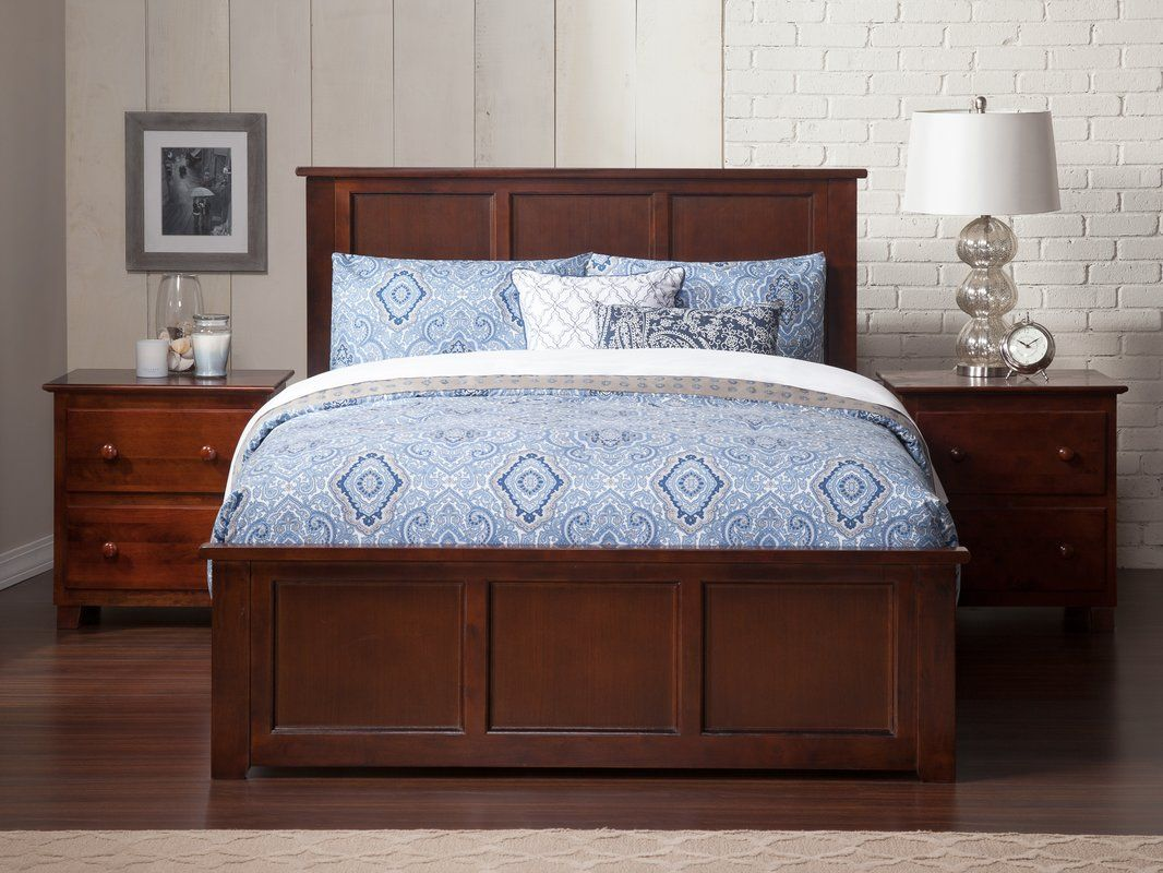 Alanna Standard Bed Atlantic furniture