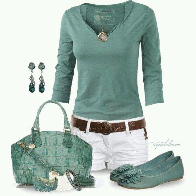 Lindo outfit para el verano! Te gusta?