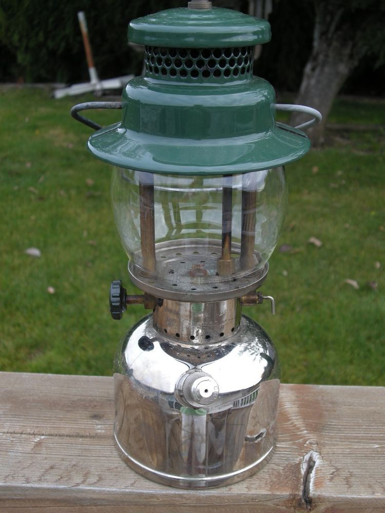 Vintage 242C Coleman Lantern 5-49   Coleman lantern, Old