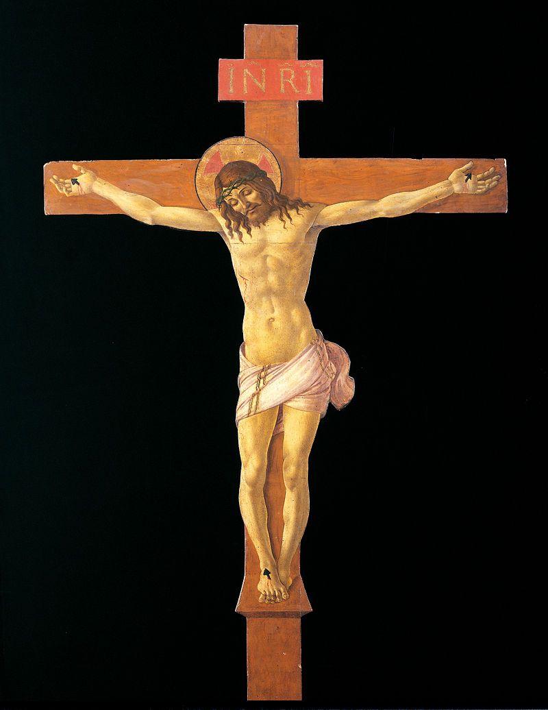 Museo dell'opera del duomo, prato, crocifisso attribuito al Botticelli,.jpg