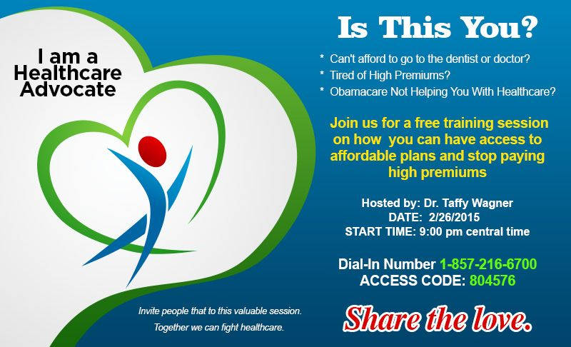 FREE Healthcare seminar - Know your rights with Obamacare and options to help with your healthcare affordability.
