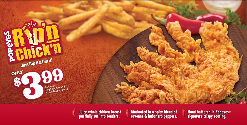 popeyes louisiana kitchen fried chicken tenders popeyes biscuits - Popeyes Louisiana Kitchen Spicy Chicken Breast