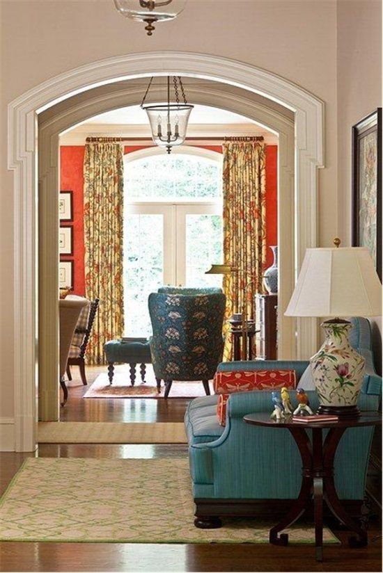 How To Pick The Best Rugs For Adjacent And Adjoining Rooms Home