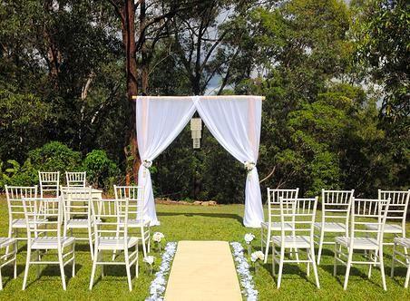 Northern queensland wedding