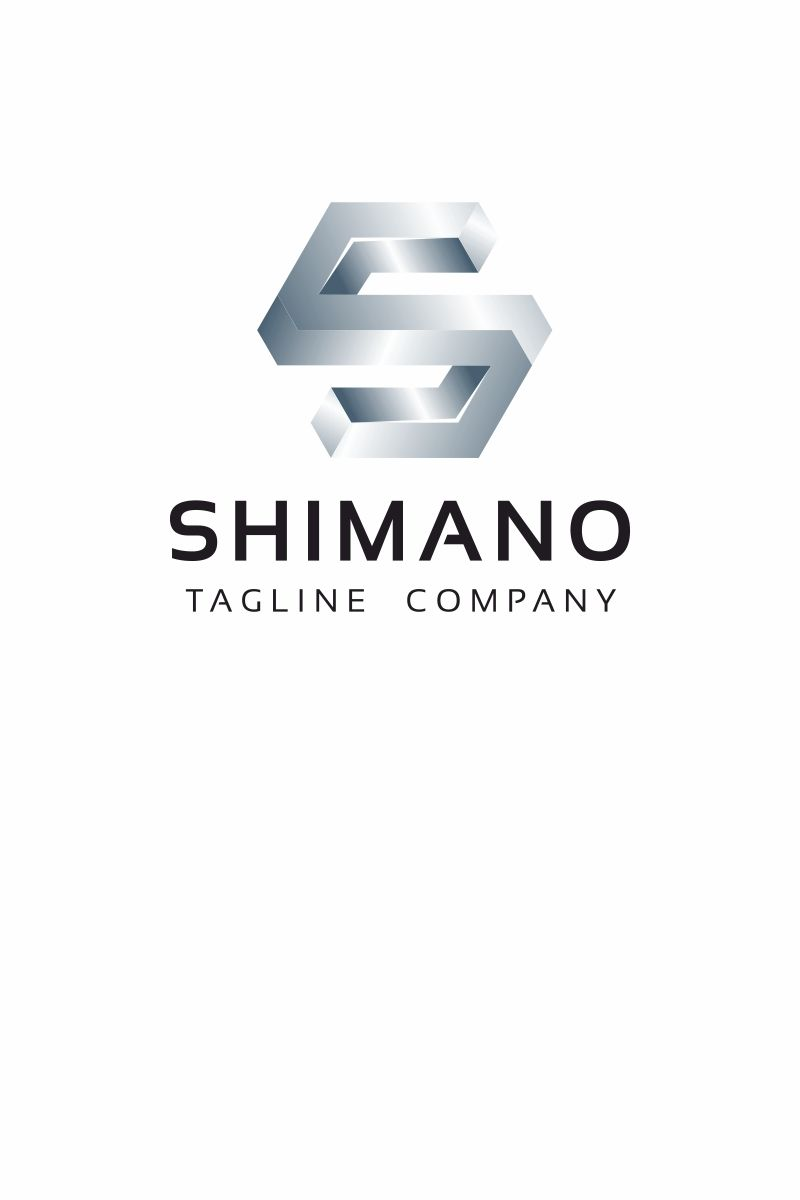 Shimano Logo Template