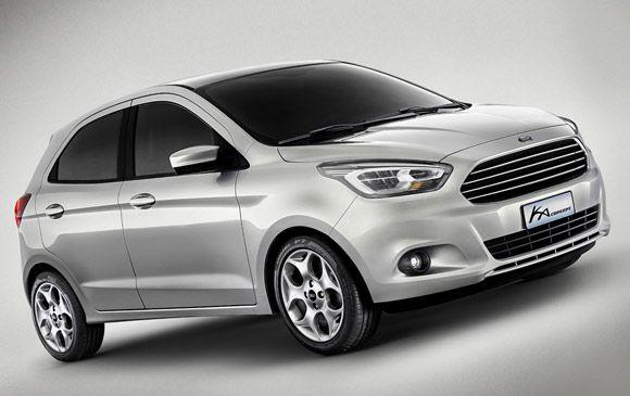 Ford Ka Concept New Cars Small Cars Car