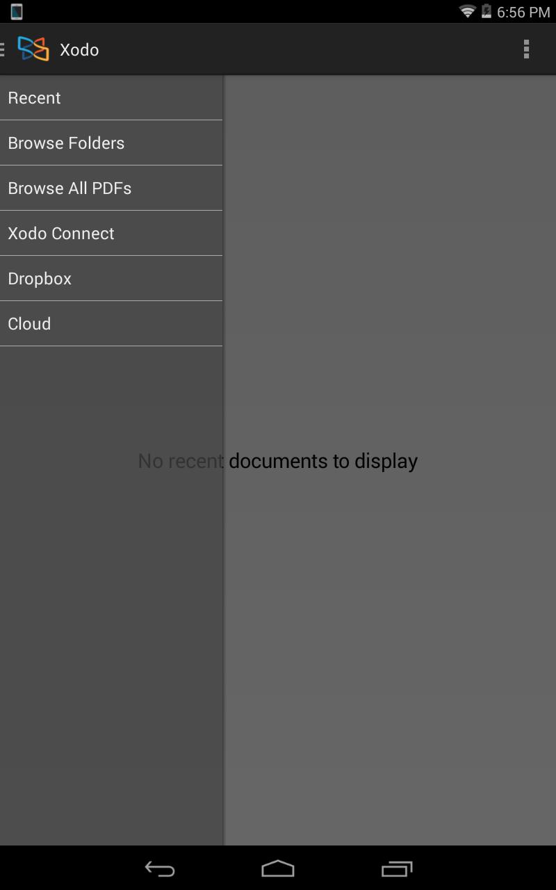 App review :Xodo Docs