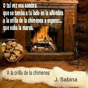 A La Orilla De La Chimenea Chimeneas Sabinas Orillas