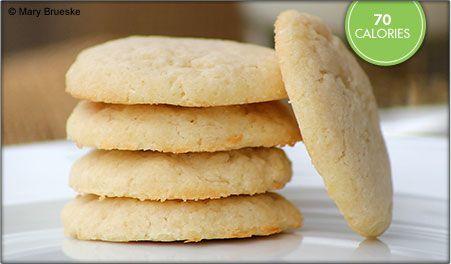 truvia shortbread cookies