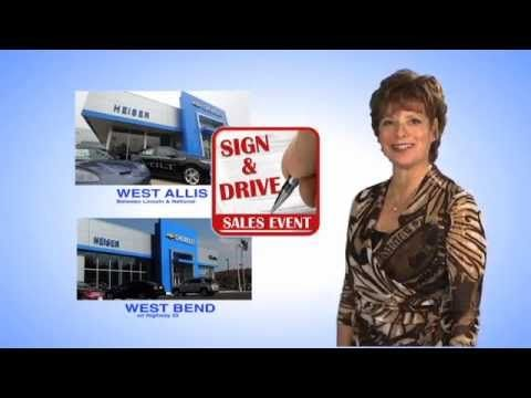 This Year Is The Year To Get Into A New Chevy From Heiser. And, With Deals  Like Sign U0026 Drive. Visit Us At Heiser Chevrolet In West Allis Or Heise.