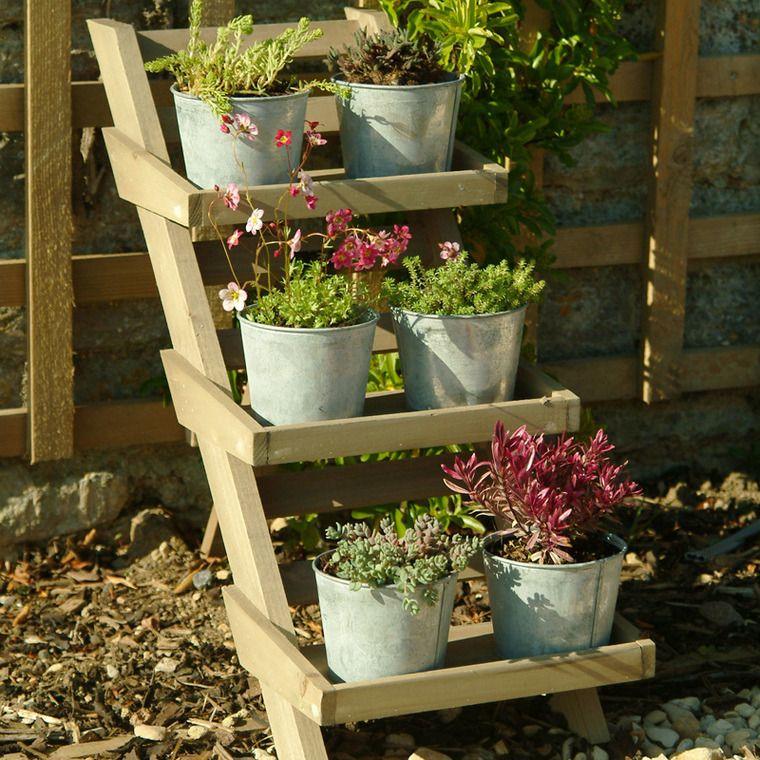 Herb Storage 3 Tier Pot Stand
