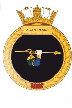 RHSC Roll of Arms: Agamemnon