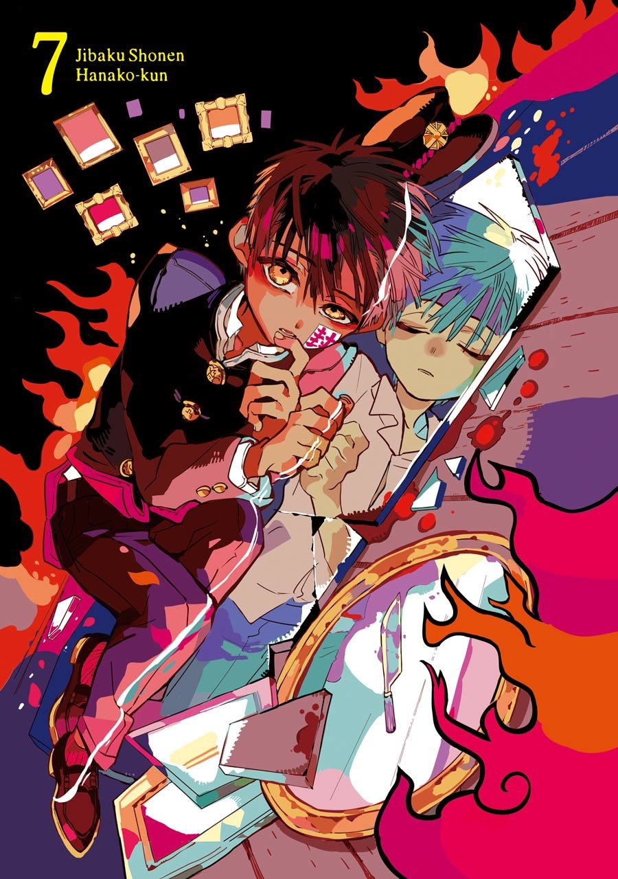 Jibaku Shounen Hanakokun Capítulo 31.00 Hanitarou