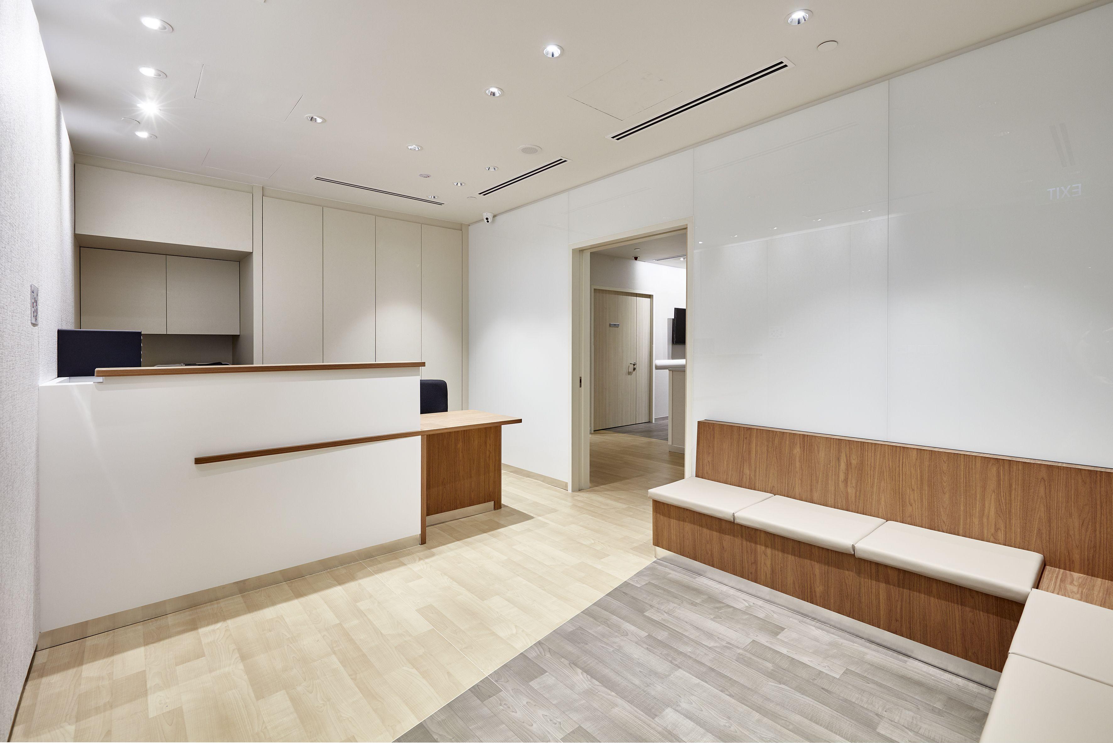 Surgery Reception Interior Design Singapore Interior Design Companies Modern Interior Design