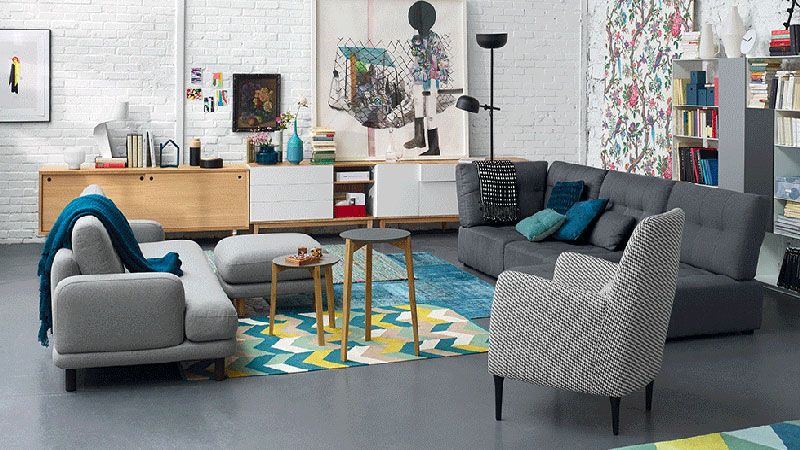 1000 images about dco style scandinave on pinterest - Salon Scandinave Vintage