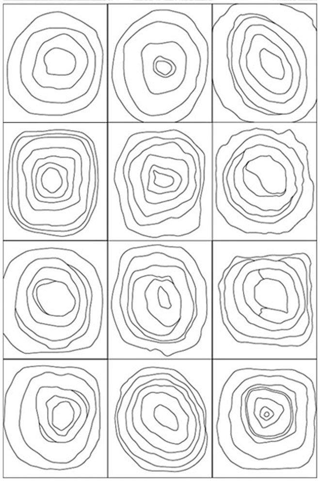 Le ricerche correlate degli utenti: immagini di kandinsky ...