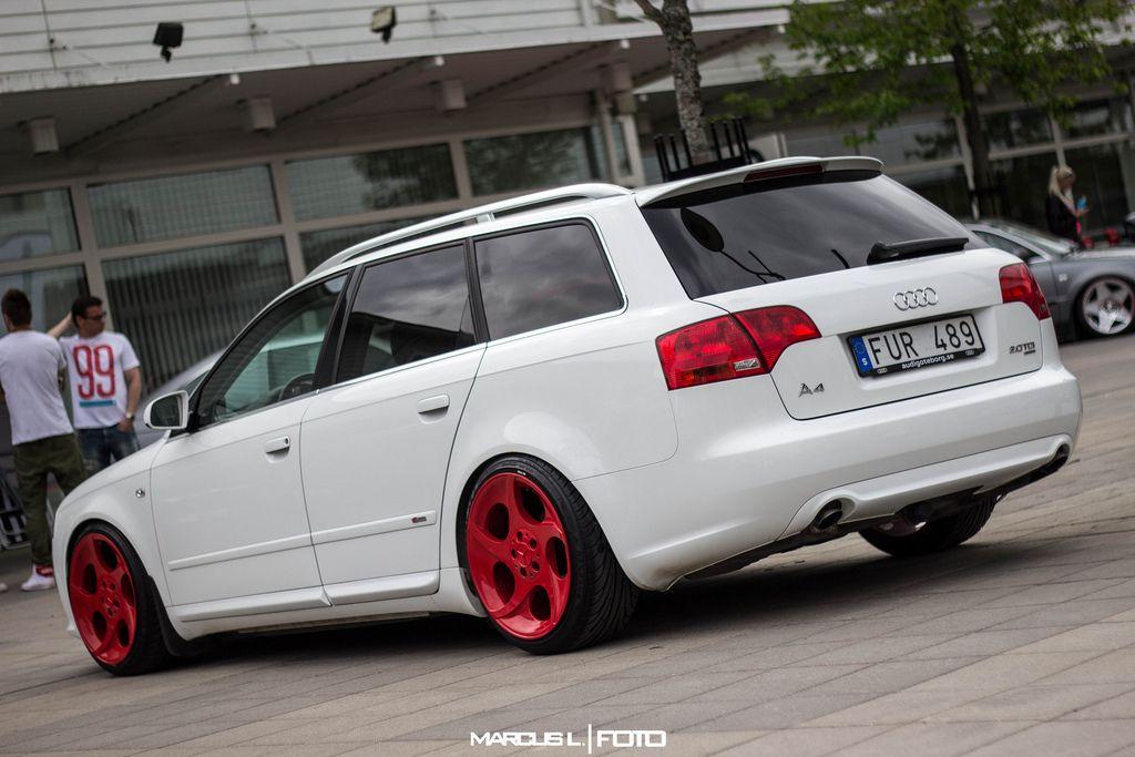 Audi A4 B7 Avant Tuning 5 Audi A4 B7 Audi A4 Audi