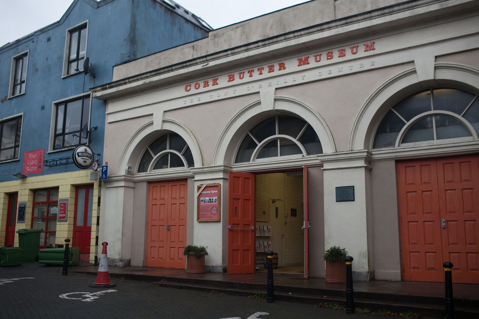 Cork Butter Museum in Cork, Ireland