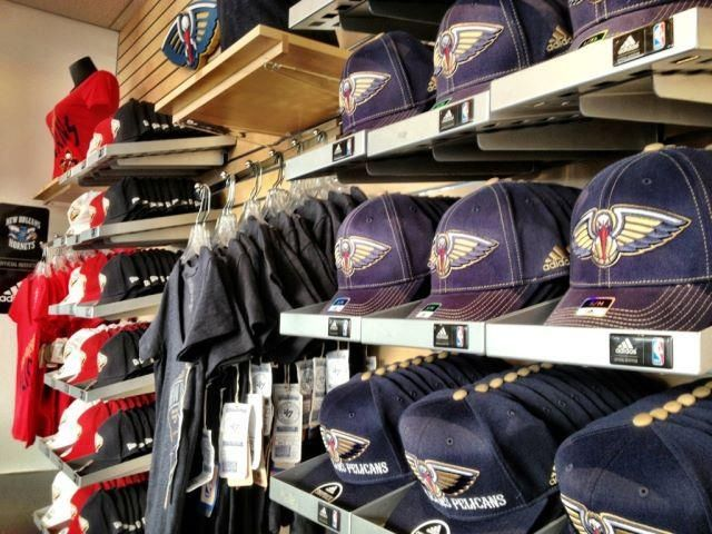 New Orleans Pelicans Gear New Orleans Hornets New