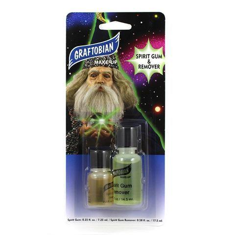 Graftobian Spirit Gum/Spirit Gum Remover Combo Pack