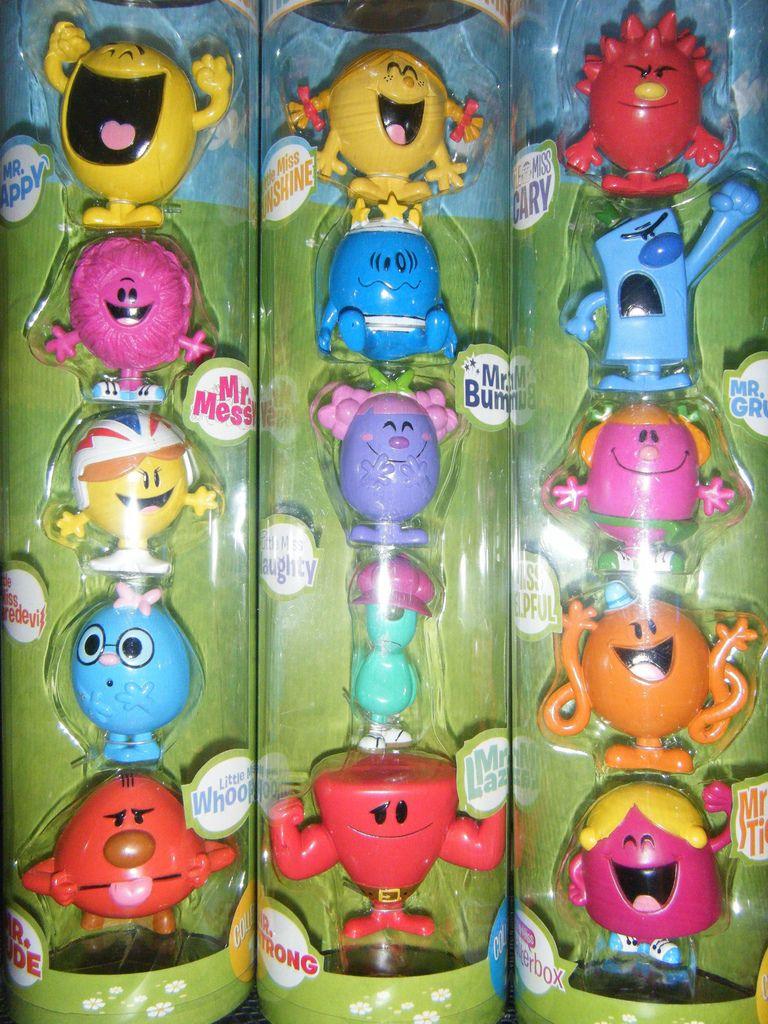 Mr Men Show Toys 117