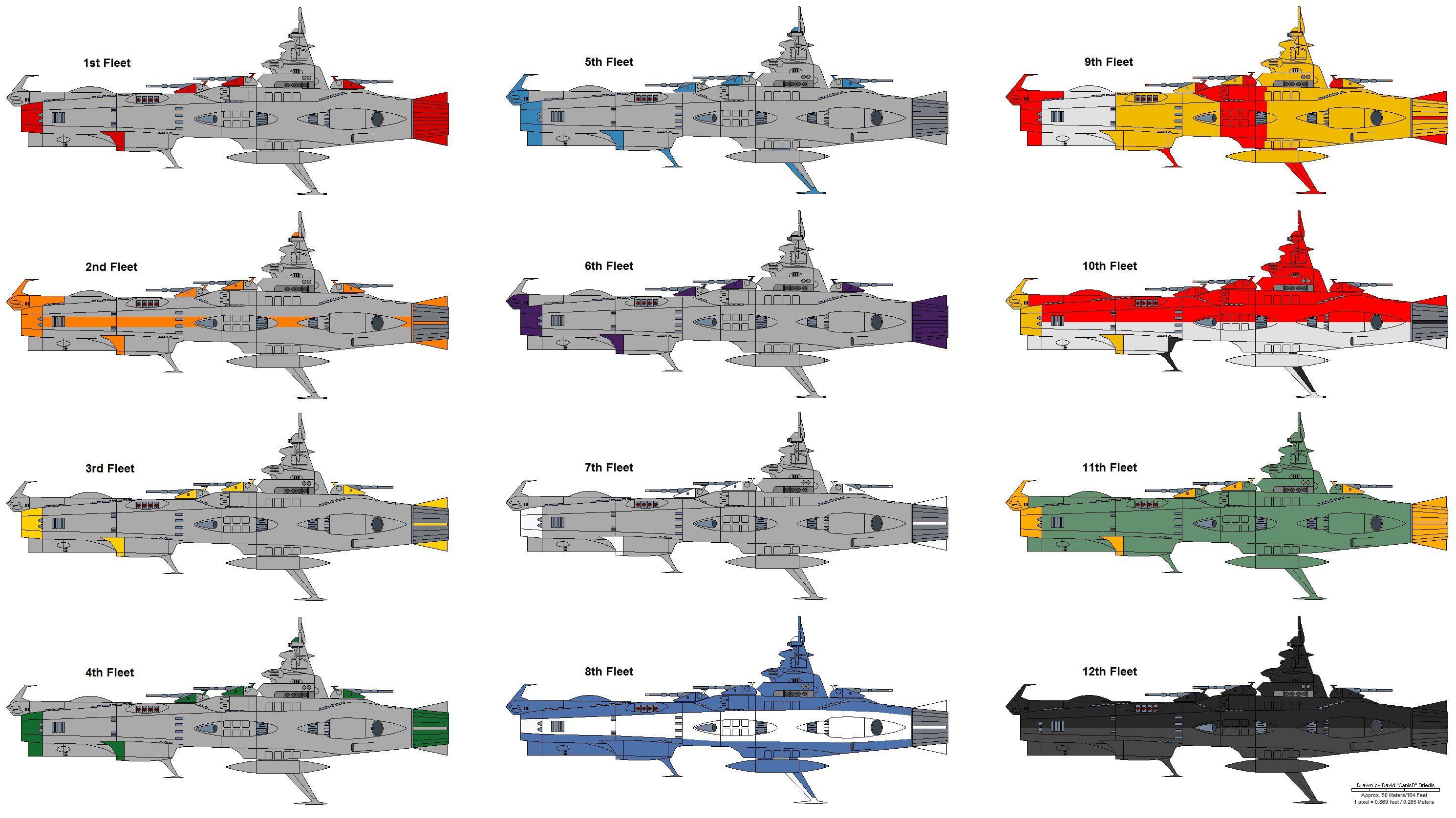 Space Battleship Andromeda space battleship yamato anime