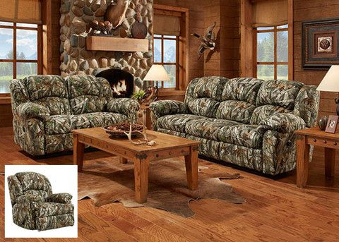Best 1000 Next Camouflage Double Reclining Loveseat Camo 400 x 300