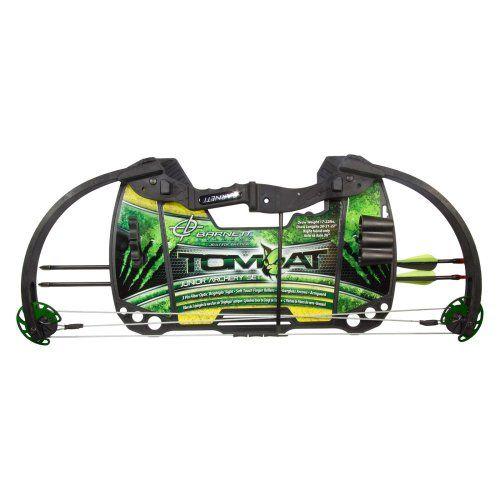 Barnett Tomcat Junior Archery Set - http://www.huntingfishingstuff.com/barnett-tomcat-junior-archery-set/