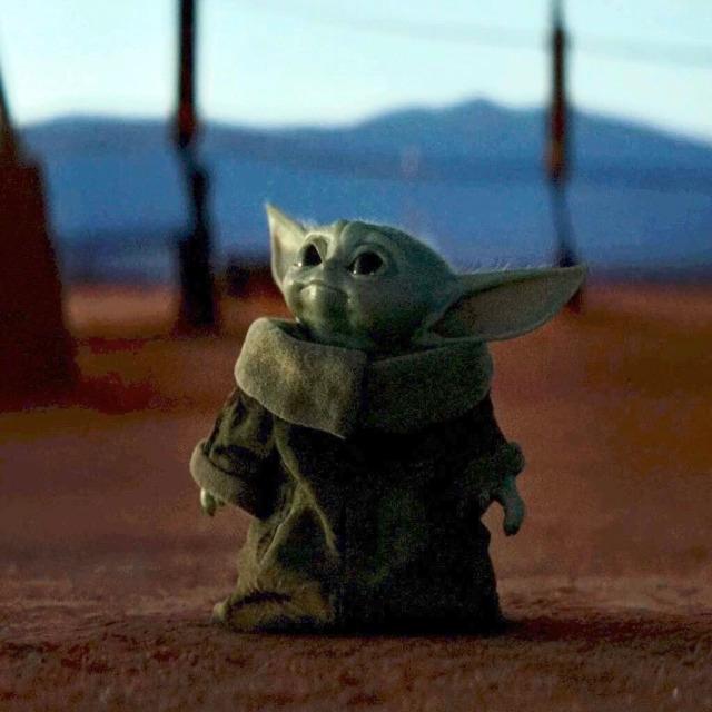Baby Yoda Tumblr Yoda Wallpaper Yoda Images Star Wars Movies Posters