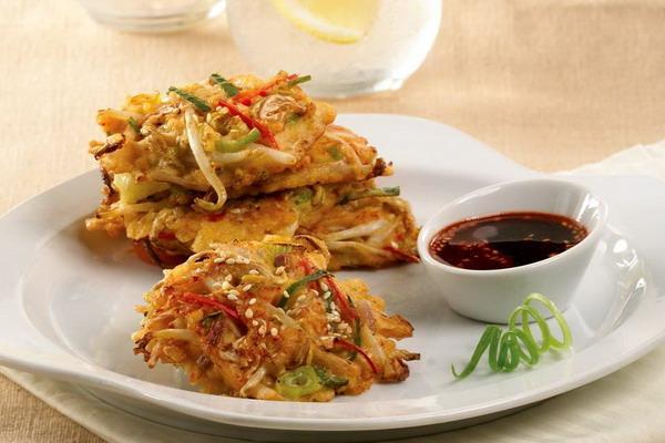 Kimchi Pancake Resep Makanan Korea Kimchi Memasak