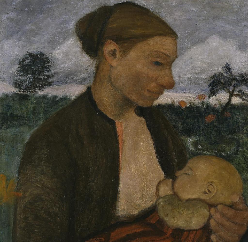 Paula Modersohn Becker Ein Mythos Wird Entzaubert