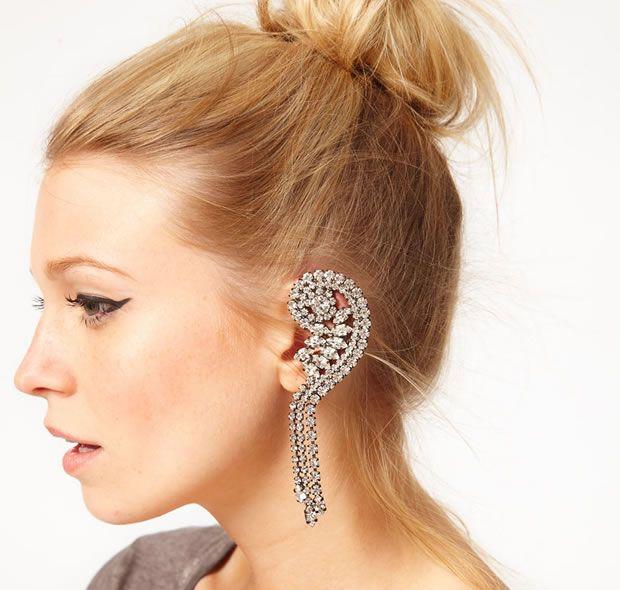 Ear Cuffs - Don't pierce your ears :)
