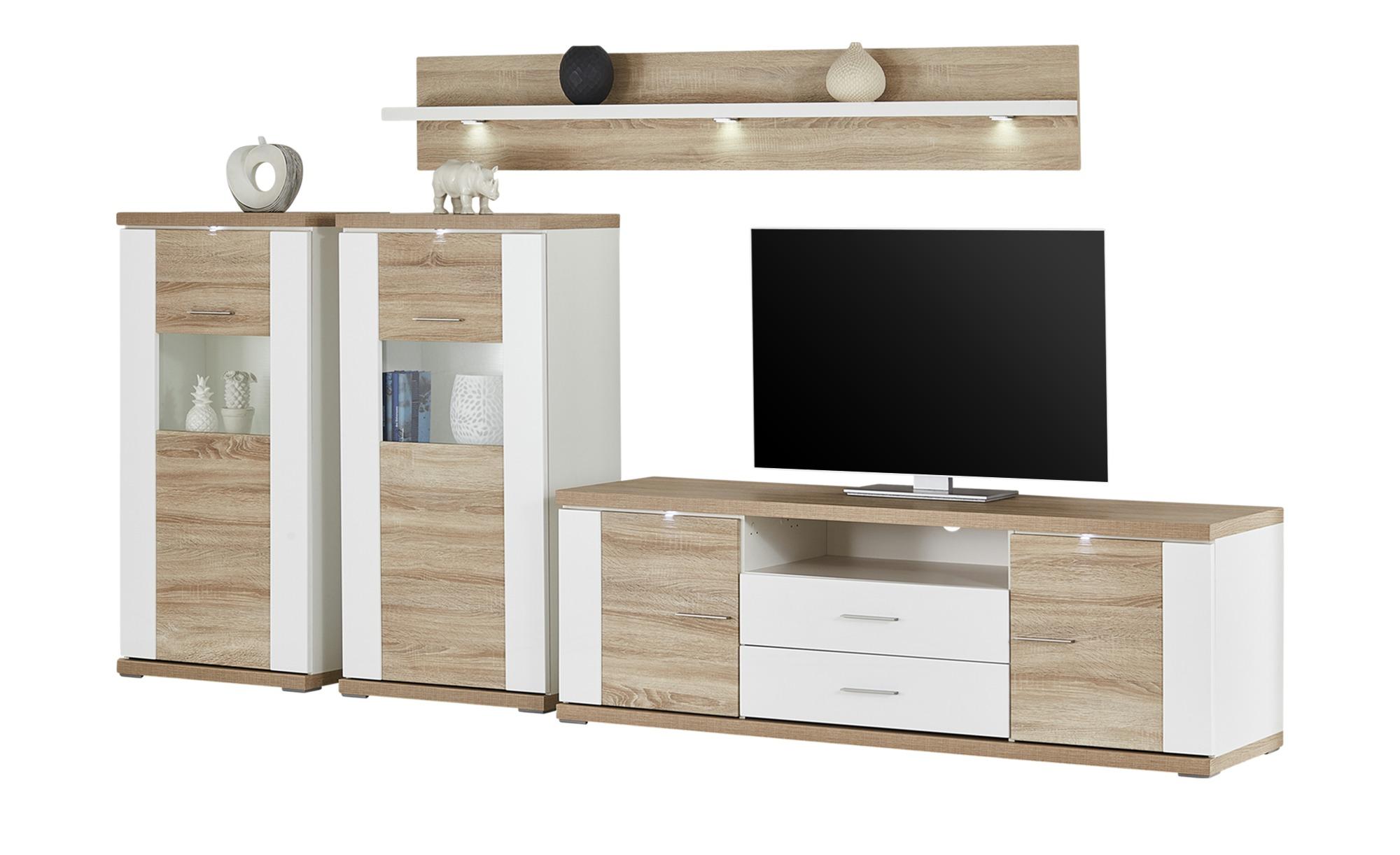Wohnzimmermobel Massiv Modern Fernsehschrank Versenkbarer Tv