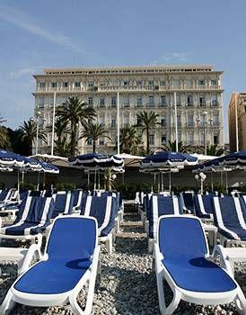 Hotel West End, Nice, France