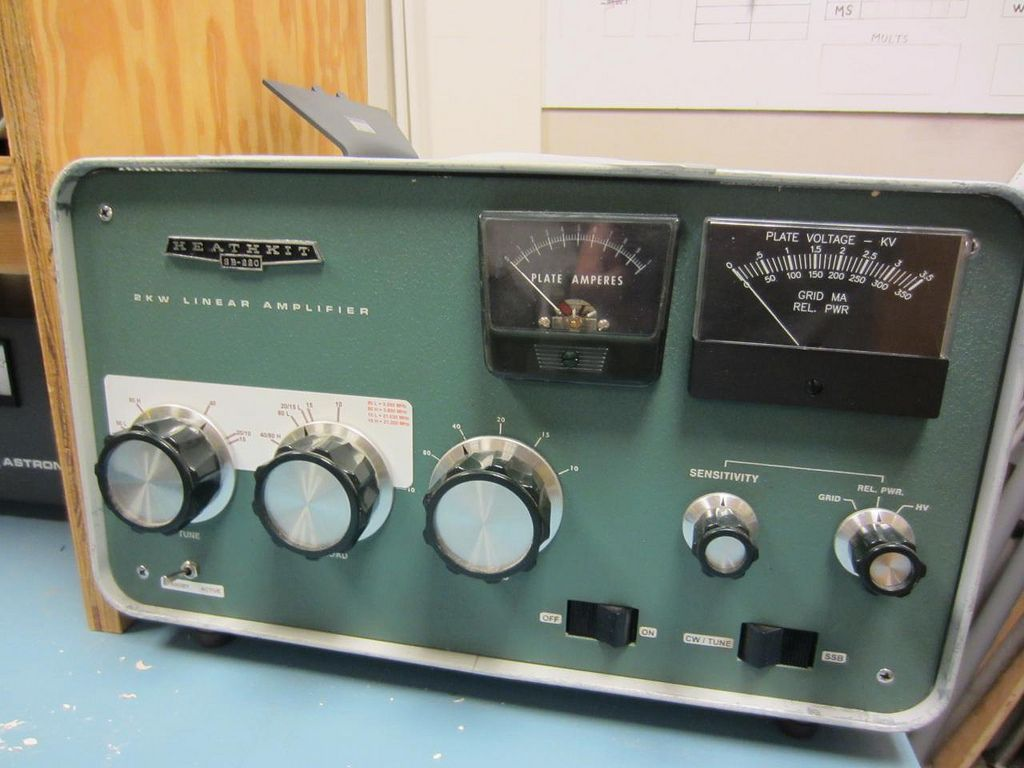The great Heathkit mystery | Ham Radio | Diy electronic kits