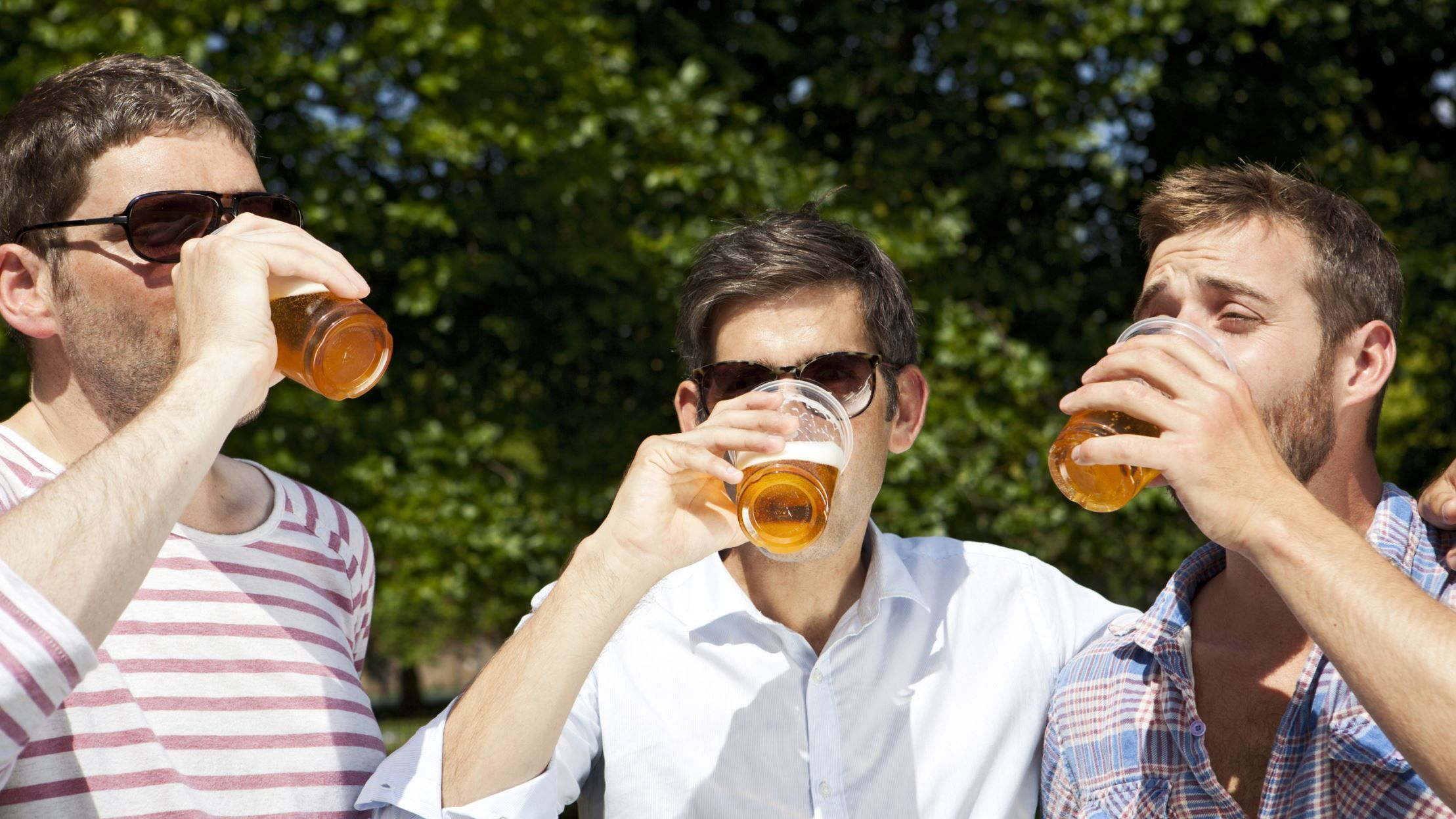 how to wean off alcohol with beer