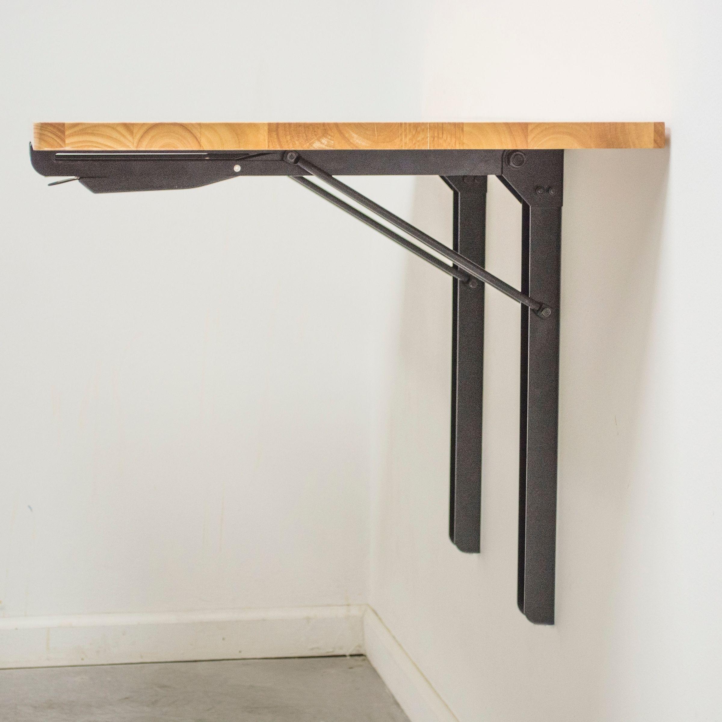 Folding Work Bench Folding Workbench Workbench Wall Mounted