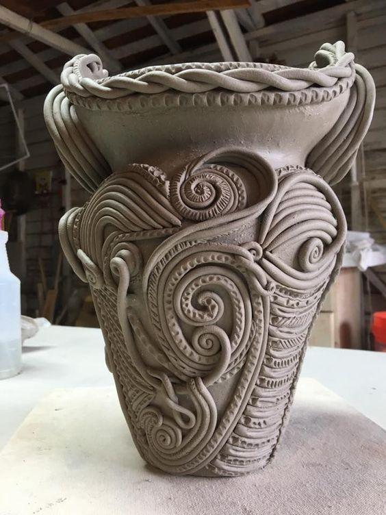 Pin By Judi D Andrea On Clay Coil Pots Pottery Ceramics