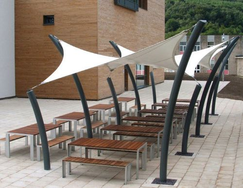 Pin by Ana Guevara on Restaurante Pinterest Shade structure