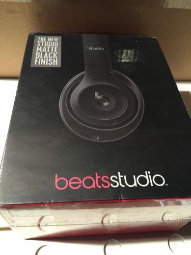 Beats by Dre Studio 2 (Non- Wireless) Matte Black Sealed expired warranty https://t.co/CzWLOuHC56 https://t.co/Sgqj5S044z