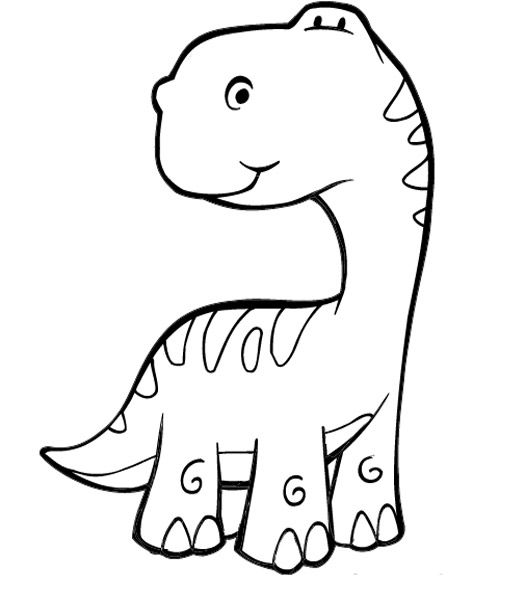 Dinosaurio Natali Dinosaurios Infantiles Dibujo De Dinosaurio Y