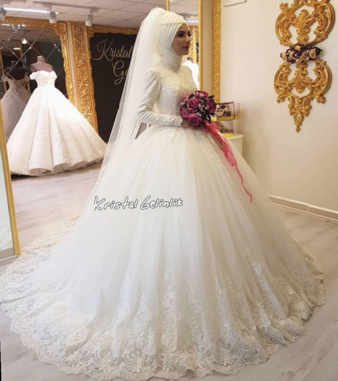✓ Dress Wedding Princess Muslim #girl #lovely #dress  Wedding