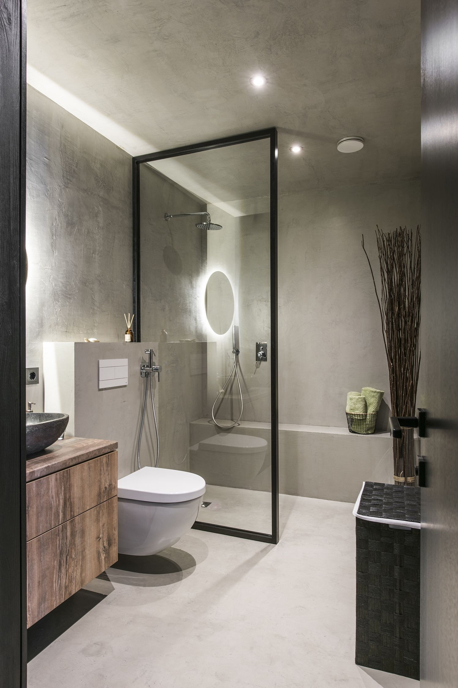 12 Industrial Modern Bathroom Awesome And Also Attractive Diyhous Modern Bathroom Design Trendy Bathroom Industrial Modern Bathroom