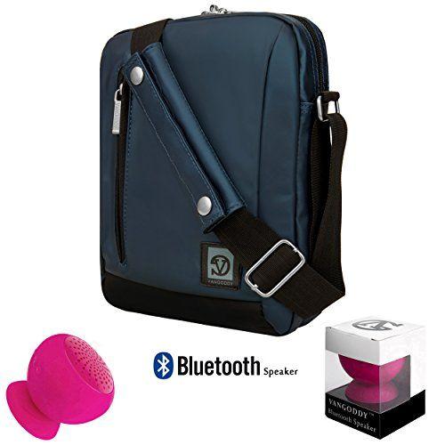 Adler Shoulder Bag Travel Case For Zto 7 To 102 Tablets Contixo Zenithink Pink Bluetooth Suction
