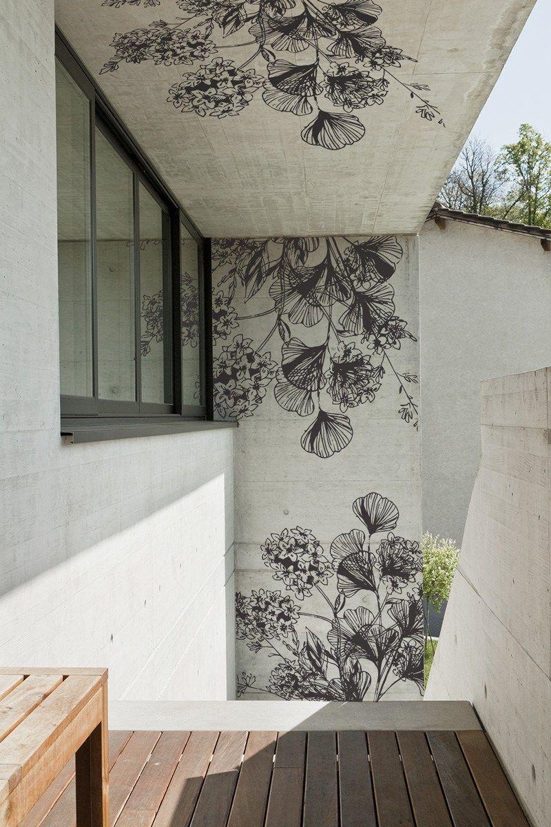 Maison Peinte En Blanc Exterieur papiers peints extérieur, les façades prennent des couleurs